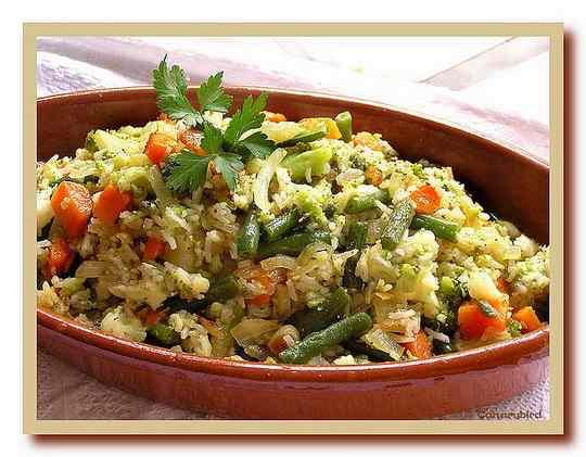 Рис, пожалуй, самый популярный и самый любимый злак практически во всех культурах мира.
