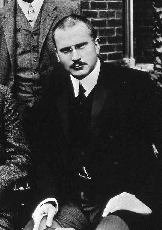 Карл Густав Юнг - швейцарский психиатр, последователь Зигмунда Фрейда