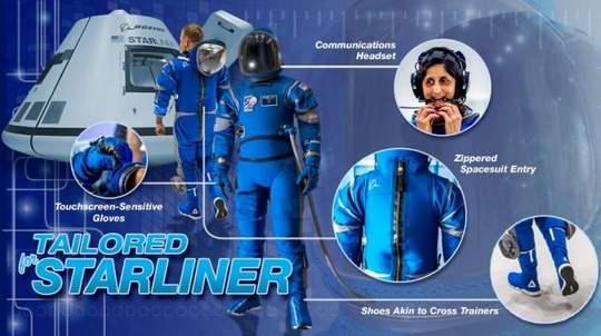 26 января компания Boeing показала новые космические скафандры, которые, возможно, станут стандартом для всех будущих миссий.