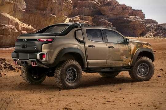 Американская Армия представила свою последнюю разработку — тактический электромобиль на водородных топливных элементах ZH2.