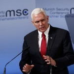 Pence: US will hold Russia accountable + перевод