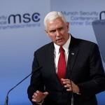 Pence: US will hold Russia accountable + перевод