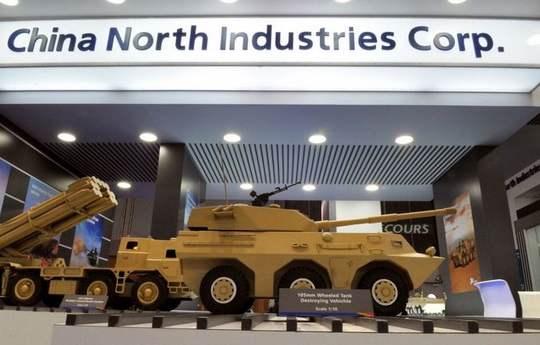 Китайские и российские компании-производители вытесняют на Ближнем Востоке традиционных поставщиков оружия