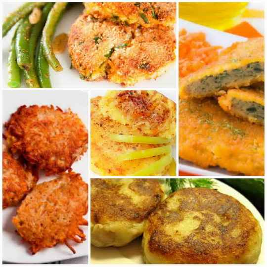 С постными овощными котлетами из нашей подборки каждый обед будет разнообразным, вкусным и невероятно полезным.