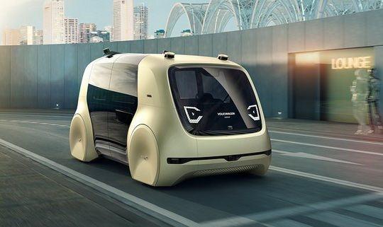 Накануне автосалона в Женеве концерн Volkswagen представил свой новый прототип – Sedric.