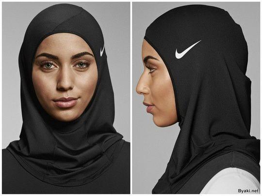 Nike в скором времени начнет продажи хиджаба для мусульманских спортсменок, сообщает CNN.