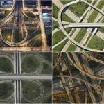 Дорожные развязки (фото)