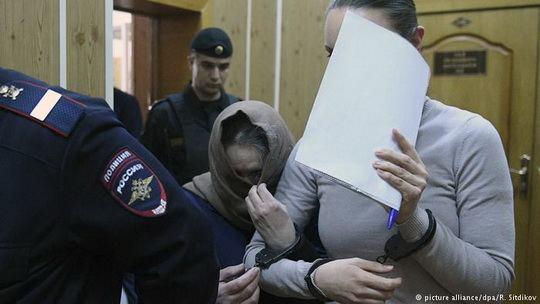 Глава Внешпромбанка Лариса Маркус признала хищение 114 млрд рублей и попросила рассмотреть ее дело в особом порядке.