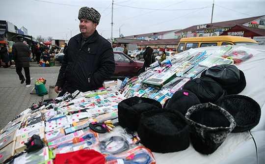 Неформальный сектор в России разросся до рекордных масштабов по меньшей мере за 11 лет.