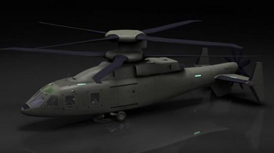 Специалисты авиагигантов Boeing и Sikorsky совместно разрабатывают ударный вертолет будущего FVL-M (Future Vertical Lift).