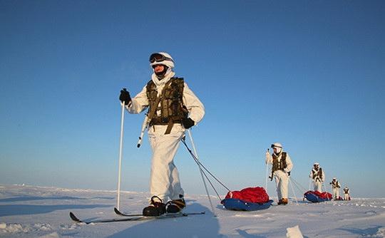 Расходы на госпрограмму по развитию Арктики могут быть сокращены с 209,7 млрд до 50,9 млрд руб