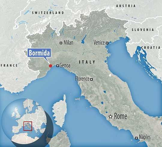 Мэр деревни Бормида обещает заплатить 2 тысячи евро каждому, кто переедет туда.