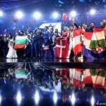 На «Евровидении-2017» в Киеве стали известны все финалисты