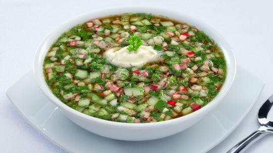 Традиционное народное блюдо нашей, русской кухни, вкусное, сытное, легко и быстро готовится