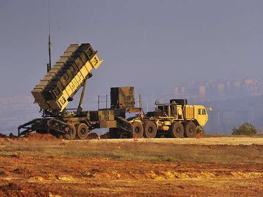 Министерство обороны США собирается до конца 2017 года разместить в Прибалтике противоракетные комплексы Patriot.