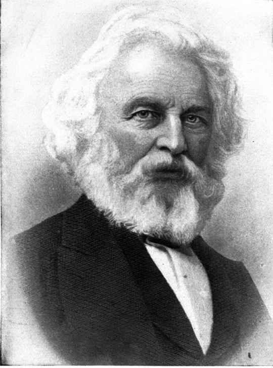 Генри Уодсуорт Лонгфелло - американский писатель