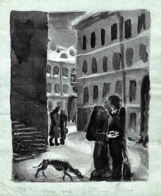 Историк Владимир Пянкевич прочитал большое число дневников ленинградцев, написанных ими во время блокады 1941-44 годов.