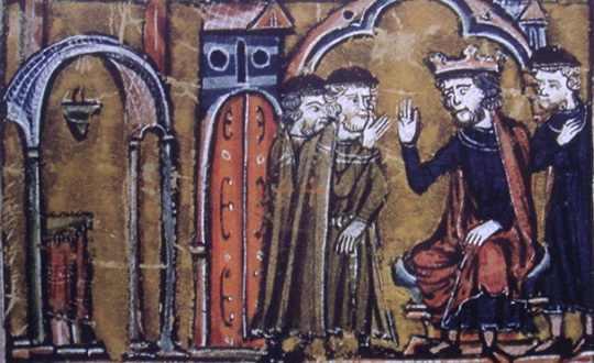 В 1307 году дюжина кораблей Ордена тамплиеров покинули Францию, спасаясь от преследований короля Филиппа IV.