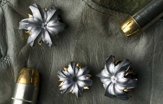 Поражая человека, они раскрываются, подобно цветку. Отсюда пошло их зловещее название – «цветы смерти».