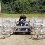 Sky Drive: прототип летающей машины поднялся в воздух
