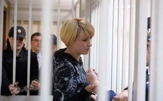 Суд города Железнодорожный Московской области дал санкцию на арест Ольги Алисовой