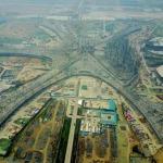 В Китае строят самый большой в мире аэропорт, и вот как он будет выглядеть