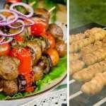 Рецепты великолепных блюд на мангале
