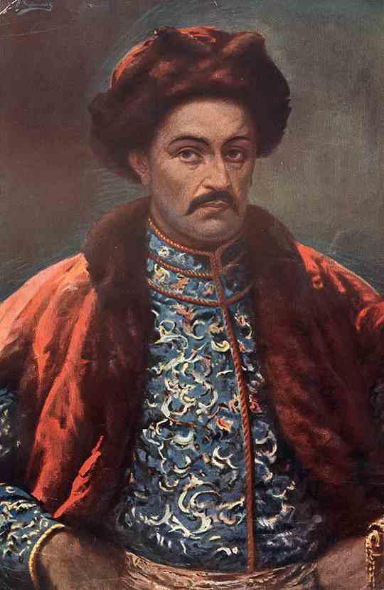 Иван Мазепа отличался удивительным талантом к дипломатии и имел влияние на сильных мира сего.