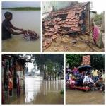 Наводнение в Южной Азии: последствия (фото)