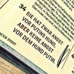 Посольство России в ФРГ потребовало извинений за статью с оскорблениями Путина