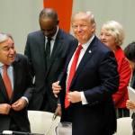 Декларацию Трампа о реформе ООН поддержали 130 стран