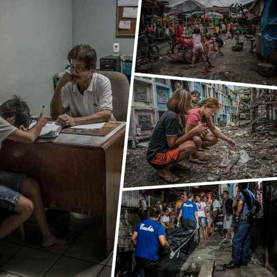 Более чем пятая часть населения на Филиппинах живет за чертой бедности.