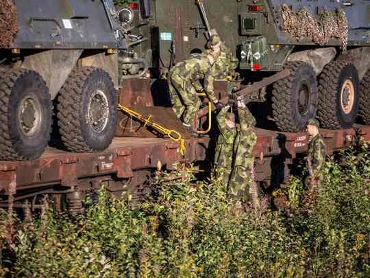 В Швеции стартуют военные учения Aurora 2017 - первые и крупнейшие национальные учения  более чем за 20 лет, сообщает сайт Вооруженных сил страны.