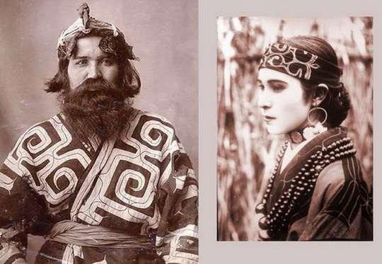 Мало кто знает, но японцы не являются коренным населением Японии.