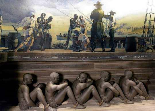 345 лет назад, английский король Карл Второй даровал Королевской Африканской компании монопольное право торговли живым товаром.
