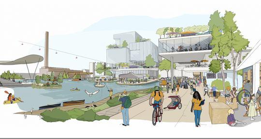 Дочерняя компания Alphabet Sidewalk Labs совместно с компанией Waterfront Toronto планирует построить «умный» район в прибрежной части крупнейшего канадского города.