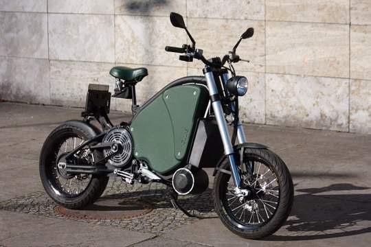 Gulas Pi1S является электровелосипедом – транспортным средством с педальным приводом