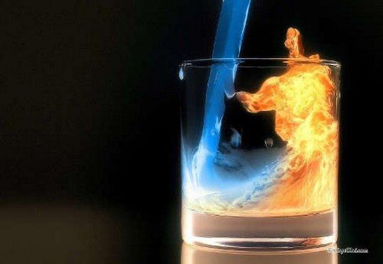 Под горением часто понимают реакцию окисления с участием кислорода, однако