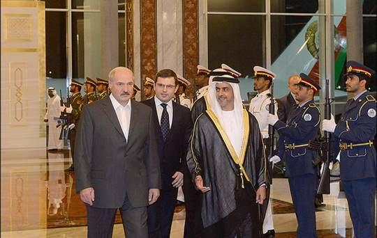 Зачем президент Беларуси так долго пребывает в Объединенных Арабских Эмиратах?