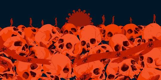 В Вашингтоне на заседании Всемирного банка в этом октябре представили гипотетический сценарий вспышки новой эпидемии.