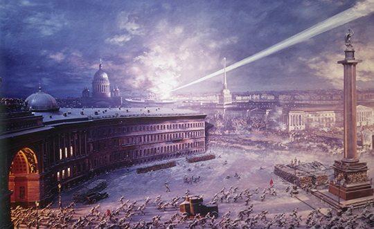 Октябрьская революция, которую Владимир Ленин организовал ровно 100 лет назад, до сих пор сохраняет свою значимость,