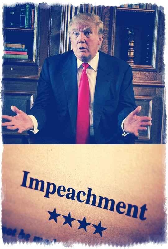 Представители Демократической партии в конгрессе США объявили о начале процедуры импичмента президента Трампа