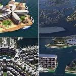 К 2020 году, в Тихом океане появится первый плавучий город