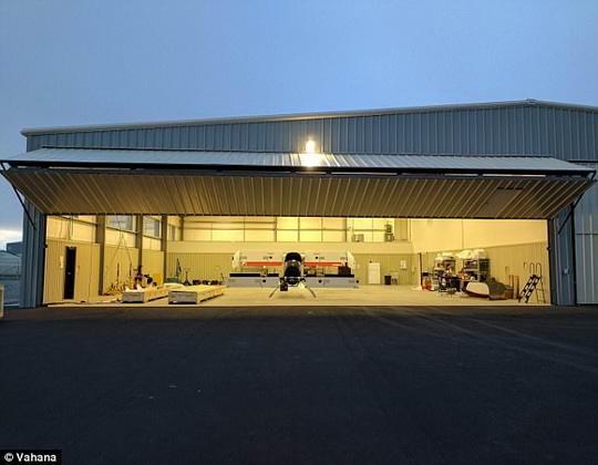 У авиапроизводителя Airbus готов не только концепт, но и первый работоспособный аппарат для аэротакси под названием Vahana.