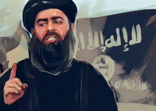 """Американские военные захватили лидера группировки """"Исламское государство"""" Абу Бакра аль-Багдади"""