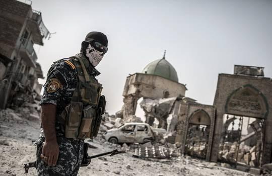 """Правительство Ирака оценило ущерб, нанесенный стране террористами """"Исламского государства"""", контролировавшего до недавнего времени значительную часть территории, в 47 млрд долларов."""