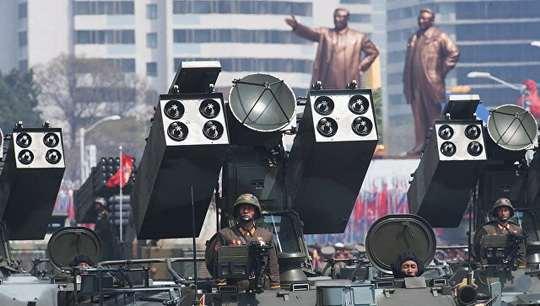 Северокорейский режим несет в себе угрозу для США и других стран, а риск войны с КНДР возрастает с каждым днем