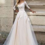 Свадебная мода 2018 года