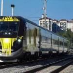 В США запускают первый в стране частный сверхскоростной поезд