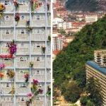 Почему вертикальные кладбища становятся все более популярными в мире